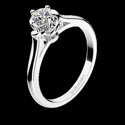 Zásnubní prsten Siena