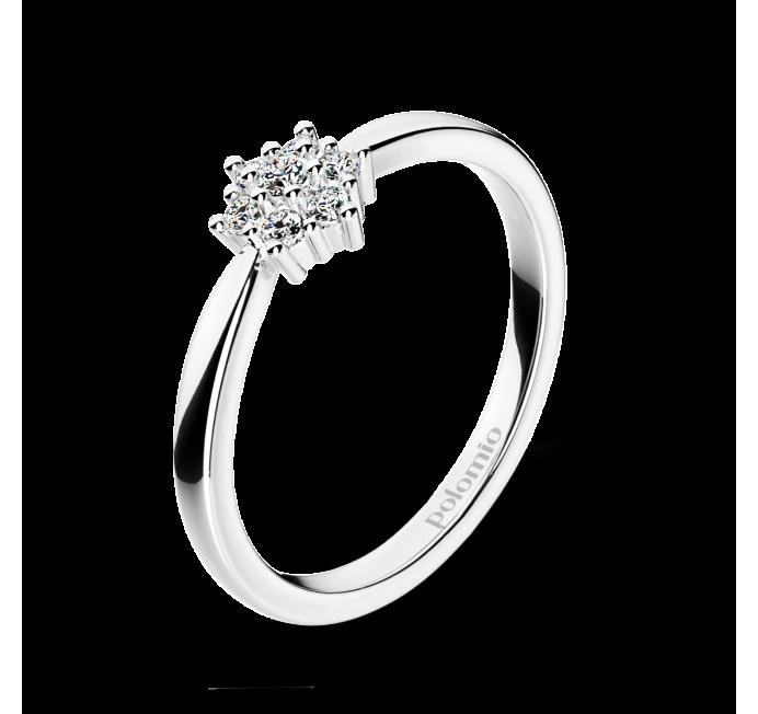 Zásnubní prsten Dublin
