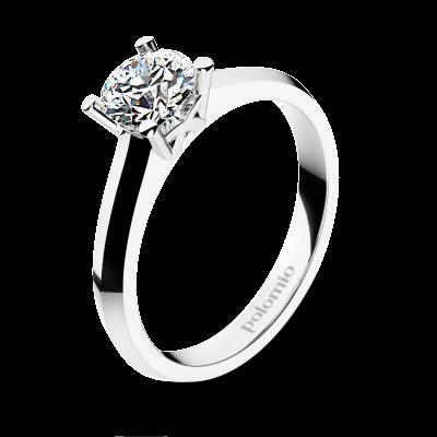 Zásnubní prsten Valencia
