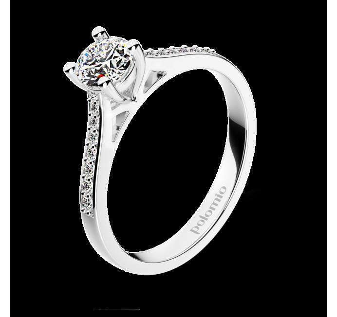 Zásnubní prsten Zaragoza