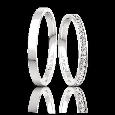 Snubní prsteny Veru  X-01