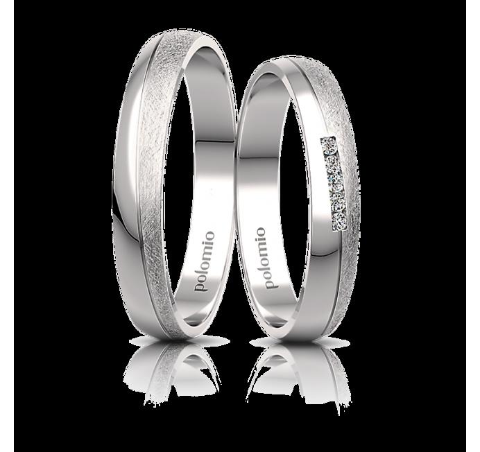 POLOMIO Snubní Snubní prsteny Jofa 3