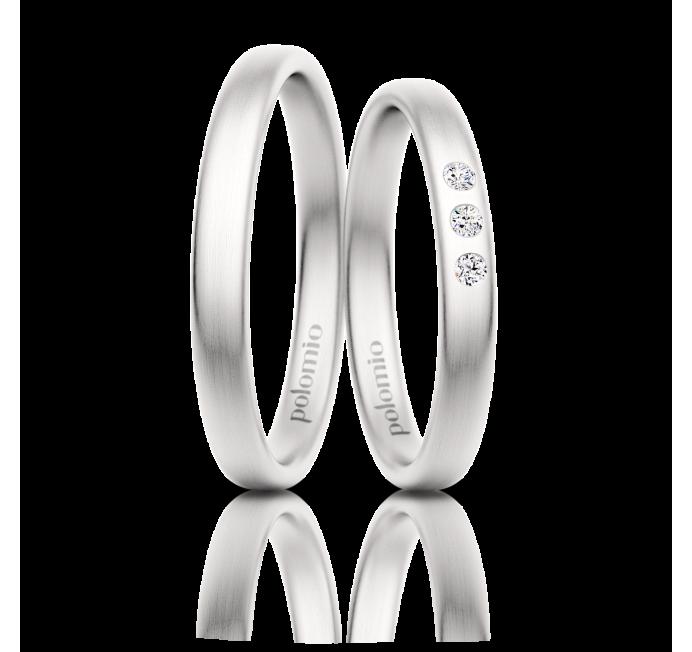 Snubní prsten Tobi 3 mm
