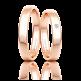 Snubní prsten Tobi 4 mm