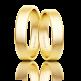 Snubní prsten Tobi 5 mm