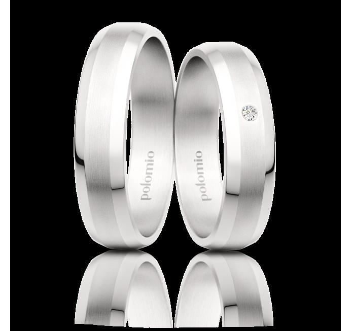 Snubní prsten Luka 5 mm