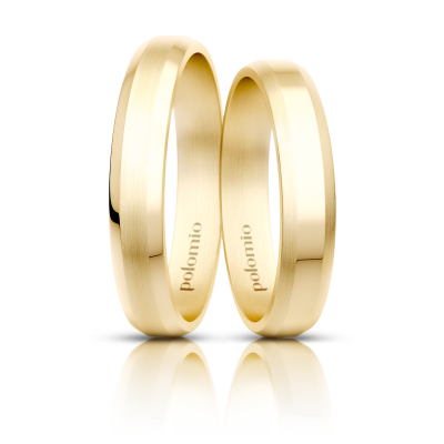 Snubní prsten Luka 4 mm