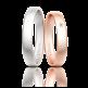 Snubní prsten Lens 4mm