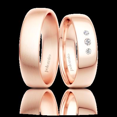 Snubní prsten Lens 6 mm