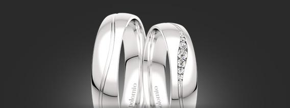 Snubní prsteny obrázek