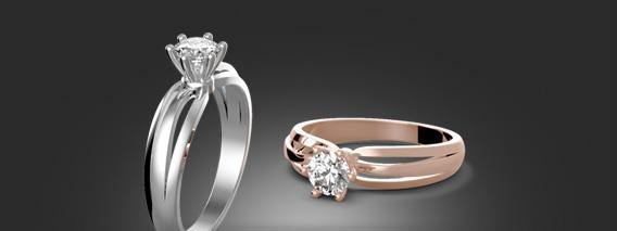 Zásnubní prsteny - novinky